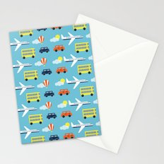 In Transit Stationery Cards
