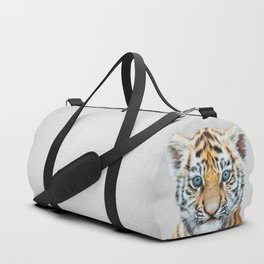 Baby Tiger - Colorful Duffle Bag