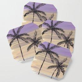 two palm trees euphoric sky Coaster