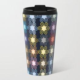 Curliques Travel Mug