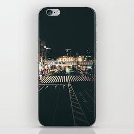Ueno, Tokyo iPhone Skin