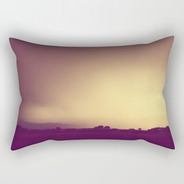 Just Before the Storm Rectangular Pillow