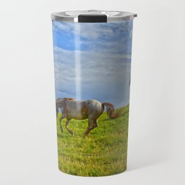 A Fine Case of the Happies Travel Mug