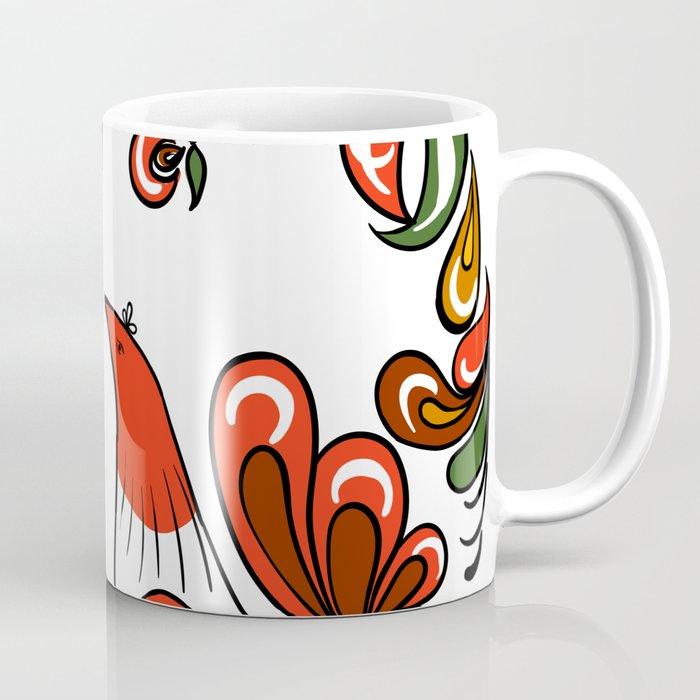 Rakulsk Painting (White background) Coffee Mug