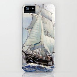 Asgard II iPhone Case