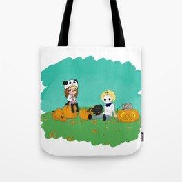Chey & Cry Pumpkin Fest Tote Bag
