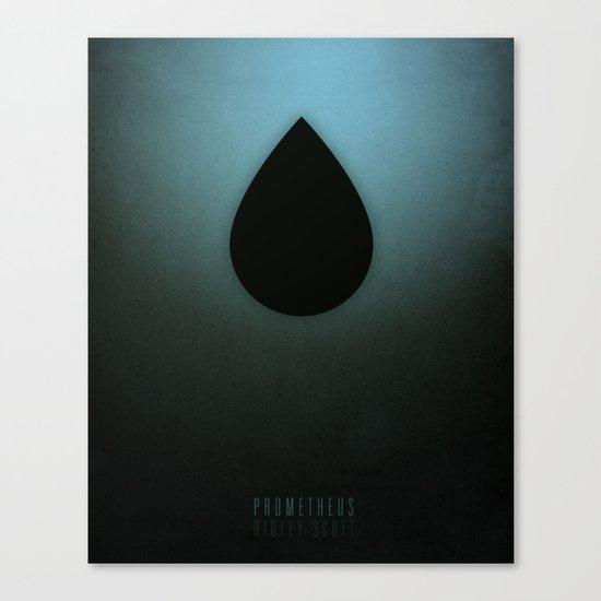 Smooth Minimal - Prometheus Canvas Print