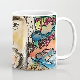 ovo,drizzzy,poster,wall art,dope,toronto,graffiti,street art,fan art,music,gift,rap,hiphop,rapper Coffee Mug