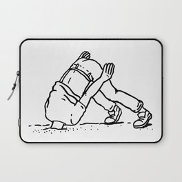 Is it over yet? Laptop Sleeve