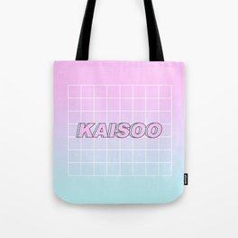 KAI SOO #1 Tote Bag