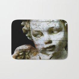 Visions from the Sky Bath Mat