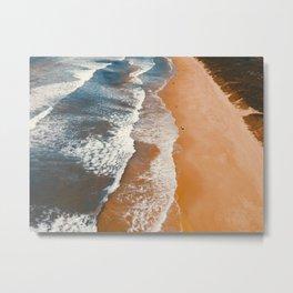 Dee Why Beach Sydney Australia | Aerial Metal Print