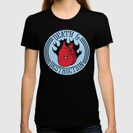 Death and Destruction T-shirt