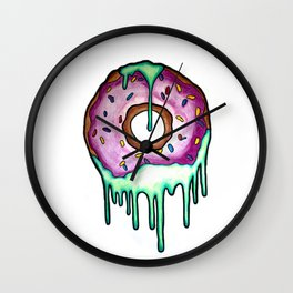 """""""Dilla Lives Forever"""" Wall Clock"""