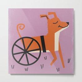 Dog_23 Metal Print
