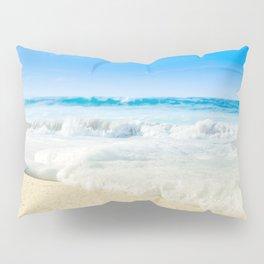 Beach Love Summer Sanctuary Pillow Sham