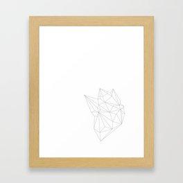 Bleh Framed Art Print