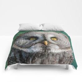 GREY OWL Comforters