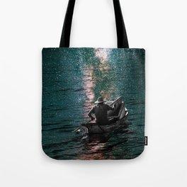 Fishing Stars Tote Bag