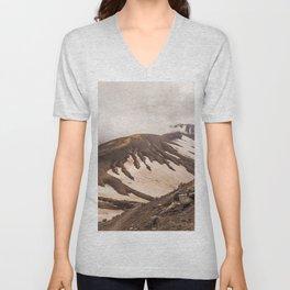 Volcanic Graphics Unisex V-Neck