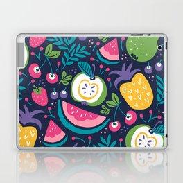 Hello Fruity Laptop & iPad Skin