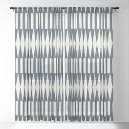 Shield of Wisdom Sheer Curtain