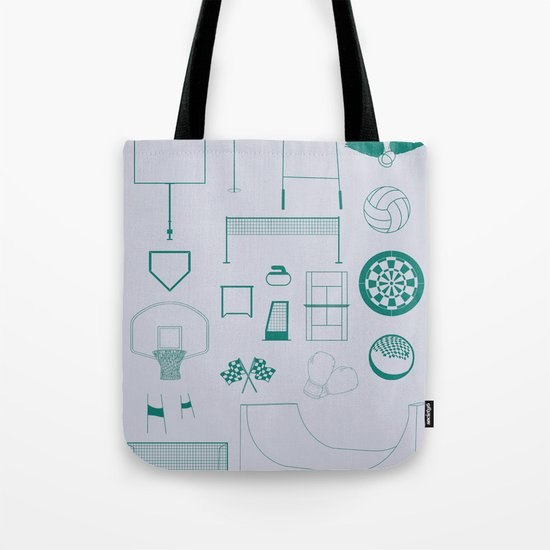 Essence Of Deadspin Tote Bag