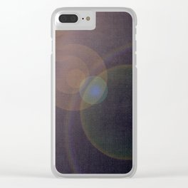 connection Clear iPhone Case