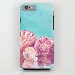Seashell Group iPhone Case
