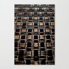 Weave DPPA161015a Canvas Print