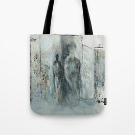 Sentient Figures Tote Bag