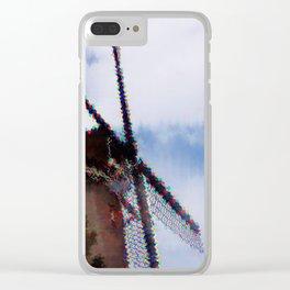 Truffles in Amsterdam Clear iPhone Case