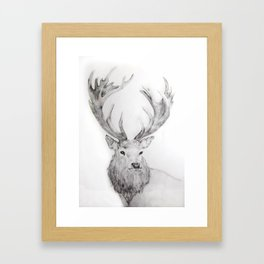 Hart Framed Art Print