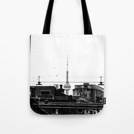Decisive Tote Bag