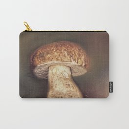 porcini mushrooms in the basket Carry-All Pouch