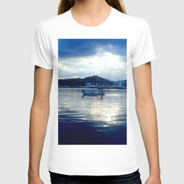 blue Bodrum T-shirt