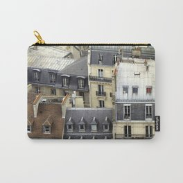 Paris Rooftop #2 Carry-All Pouch