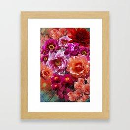 Garden of love II Framed Art Print