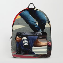 A Travelin' Man Backpack
