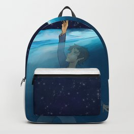 Lance drownning Backpack