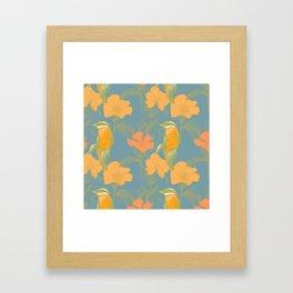 Atlântica Framed Art Print