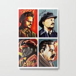 Ghosts of communism 2 Metal Print