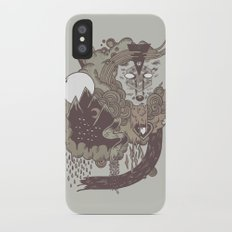 Leader of the Pack iPhone X Slim Case