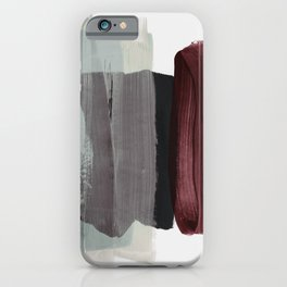 minimalism 1-1 iPhone Case