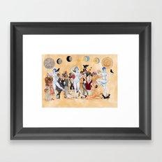 Louise Brooks Framed Art Print
