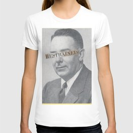 Restrained T-shirt