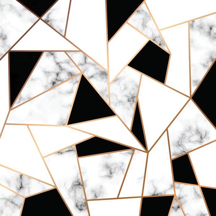 Marble III 003 Duvet Cover
