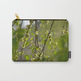 Having a Green Moment Carry-All Pouch