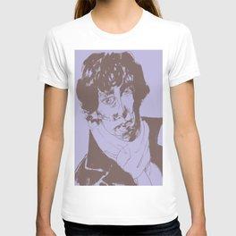 Geek Hero Lavender T-shirt