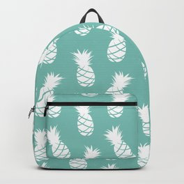 Coastal Pineapples Backpack